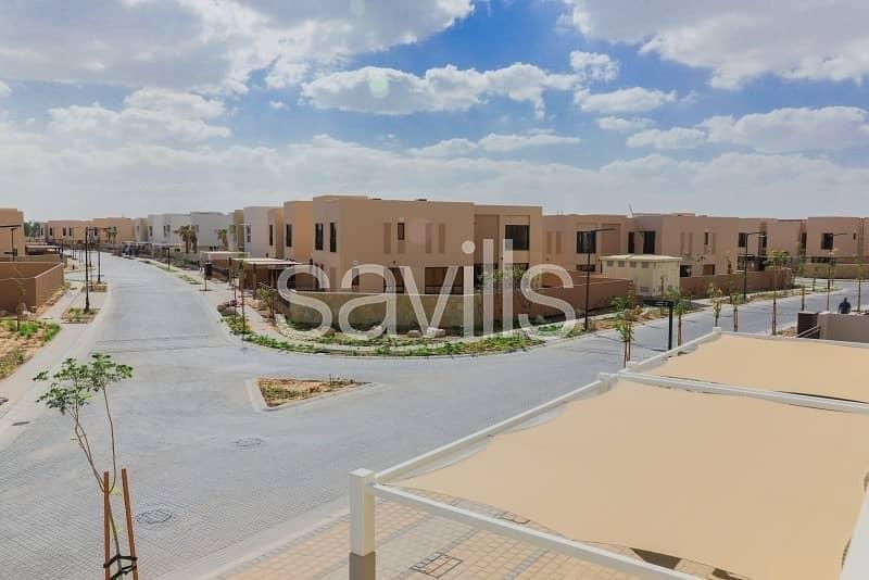 35 Brand new villa with a large corner plot
