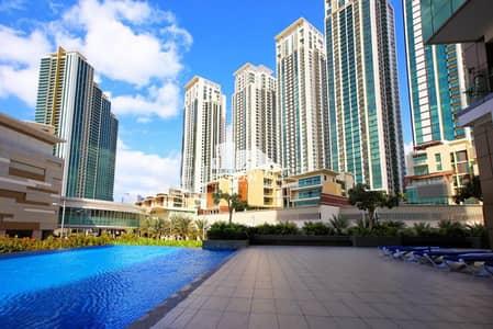 بنتهاوس 4 غرفة نوم للايجار في جزيرة الريم، أبوظبي - Swimming pool