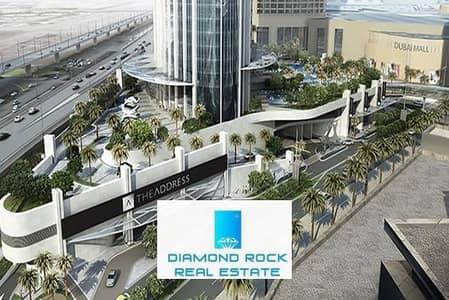 شقة فندقية 1 غرفة نوم للايجار في وسط مدينة دبي، دبي - Best Offer For 1 BR @143K | Full Burj Khalifa View