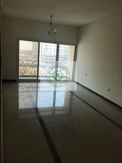 1 Bedroom Flat for Rent in International City, Dubai - large 1bhk for rent in cbd al 2 building with balcony