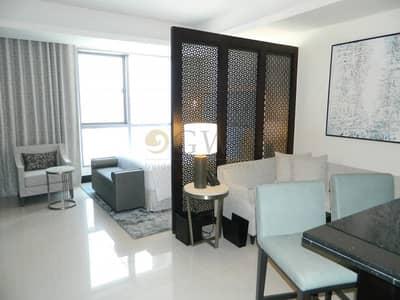 استوديو  للايجار في وسط مدينة دبي، دبي - All Bills Included /High Floor /Blvd View