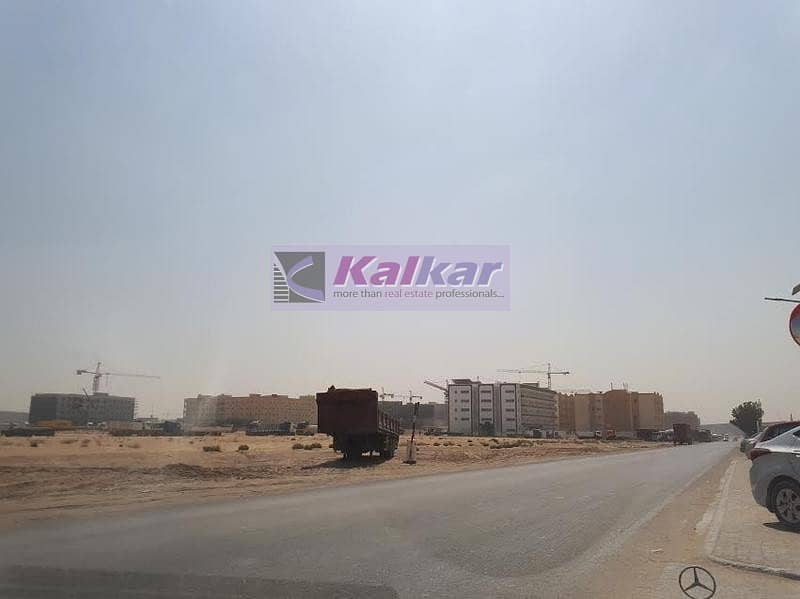 Meraas !!Exclusive!!! (G+4) Labour camp Plot for Sale in Jebel Ali Industrial First Area AED.6