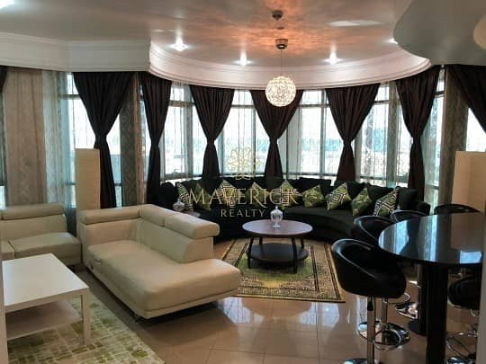 Furnished 2Bedroom with Sea View | Best Price