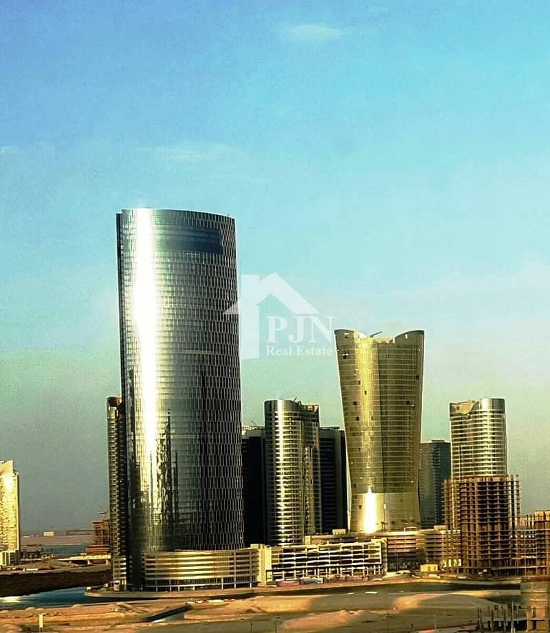 2 Vacant... Fully Furnished Office For Sale In Addax Tower...