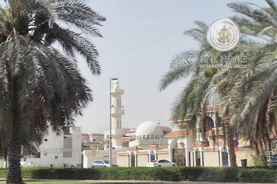 2 VIP 8 BR. Villa in Al Zaab area _ Abu Dhabi