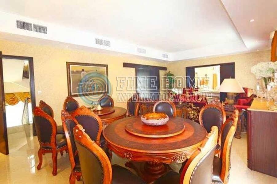 10 Nice Furniture Villa in Al Forsan Village