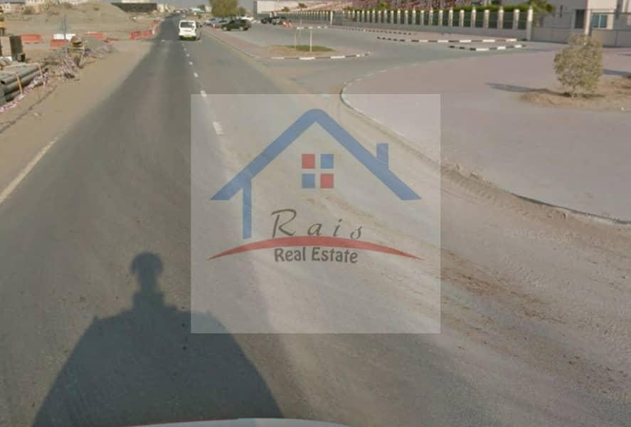 أرض (G 5 موقف سيارات 20 طابق) تجاري وسكني متاح للبيع مشيرف الإمارات العربية المتحدة.