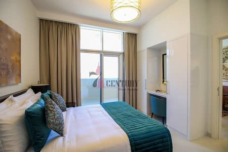 1 Bedroom Flat for Sale in Jumeirah Village Circle (JVC), Dubai - Fully Furnished | Hotel Apartment | Ghalia JVC