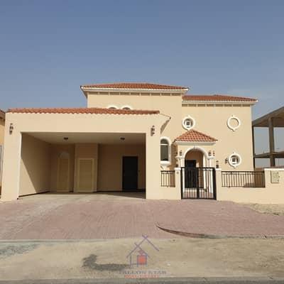 4 Bedroom Villa for Sale in Jumeirah Park, Dubai - Perfect Location | PREMIUM FINISHING - Brand New | 4 Bedroom plus Study Villa | District 6