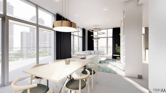 2 Bedroom Apartment for Sale in Muwaileh, Sharjah - Spacious 2 bedroom 1st Car-Free Community Sharjah