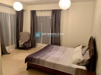 2 Bedroom Flat for Rent in Jumeirah Beach Residence (JBR), Dubai - Fully Furnished & Equipped 2BR With Marina View