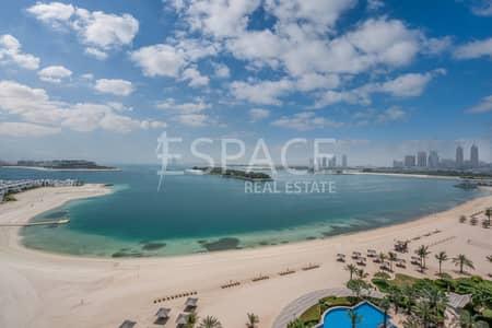 شقة 4 غرفة نوم للبيع في نخلة جميرا، دبي - Penthouse   Al Khudrawi Bldg   Sea and Burj