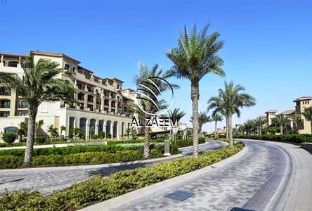 2 Bedroom Apartment for Rent in Saadiyat Island, Abu Dhabi - Huge Two Bedroom Apartment w/ Balcony in St. Regis Saadiyat