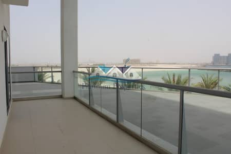 2 Bedroom Flat for Rent in Al Marjan Island, Ras Al Khaimah - Stunning Sea View Duplex  in Pacific Bora Bora