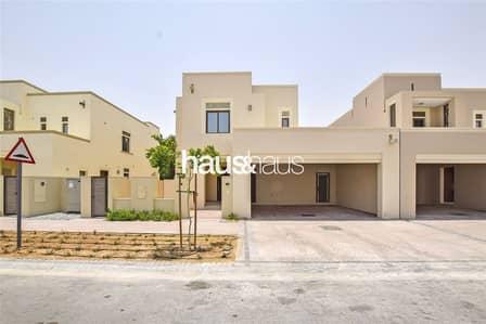 فیلا 3 غرفة نوم للايجار في المرابع العربية 2، دبي - Brand New   Single Row   Close to park and pool