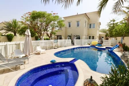 4 Bedroom Villa for Rent in Arabian Ranches, Dubai - October - Well Maintained - Huge Plot