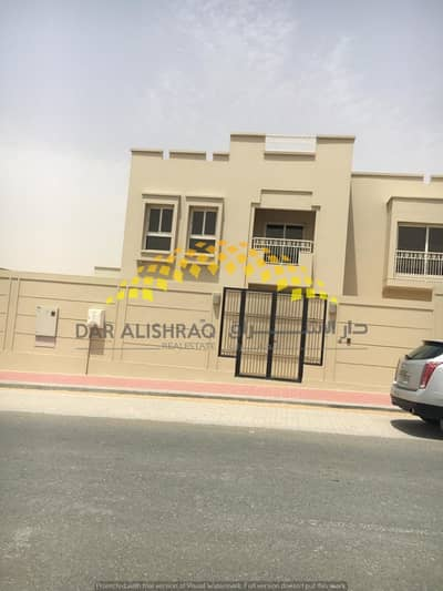 5 Bedroom Villa for Sale in Barashi, Sharjah - Spacious  5 B\R  , Brand New villa  with 12650 sq ft is available for Sale in Al Barashi area
