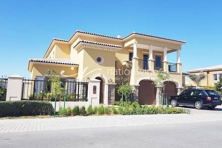 4 Bedroom Villa for Rent in Saadiyat Island, Abu Dhabi - Convenient Villa in a friendly Neighborhood