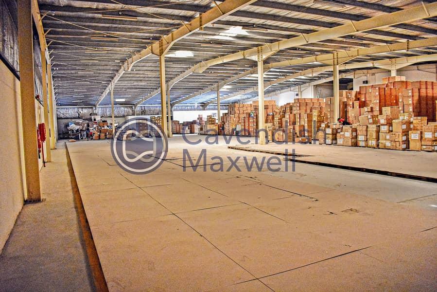 Storage Facility I Corporate Office I Loading Bays