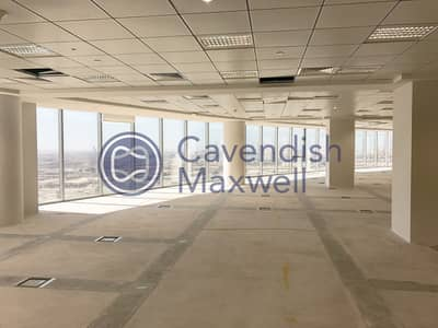Office for Rent in Jebel Ali, Dubai - Shell & Core Offices | JAFZA One