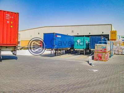 مستودع  للبيع في جبل علي، دبي - Bulk Storage Facility I With Dock Loading I JAFZA