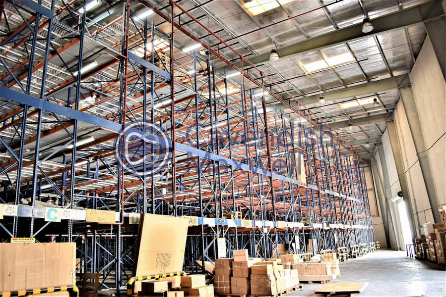Large Distribution Warehouse I 10.3 M Height