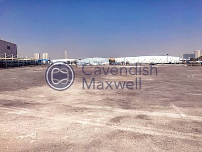 Plot for Sale in Jebel Ali, Dubai - Large Plot I Small Office I Available in JAFZA