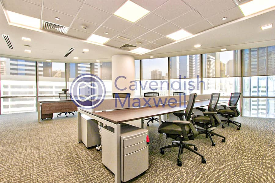 Full Furnished | Serviced Offices