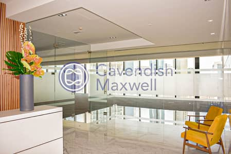 Office for Rent in DIFC, Dubai - Partitioned | High Floor | Index Tower