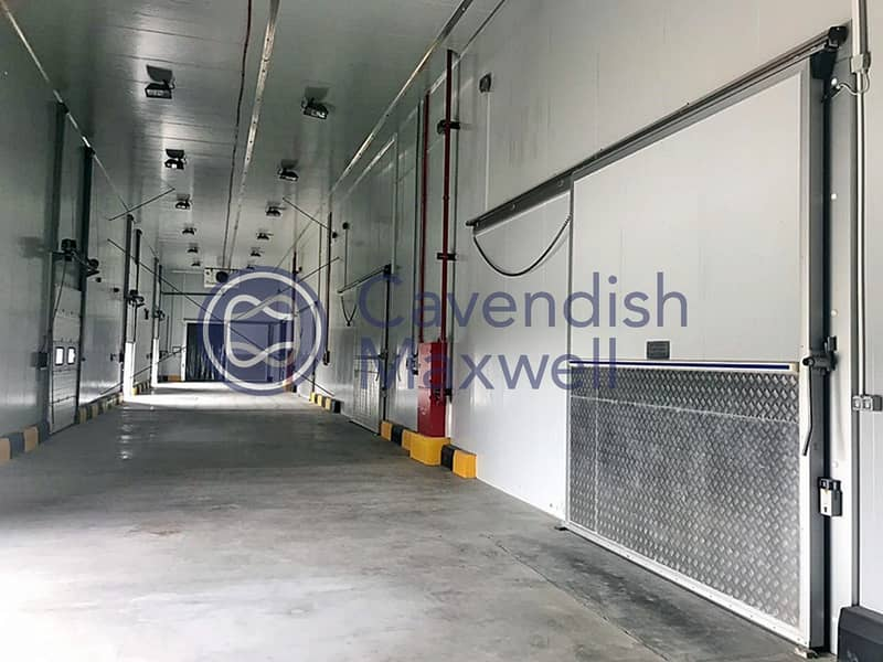 Brand New - Cold Store - For Lease - DIC