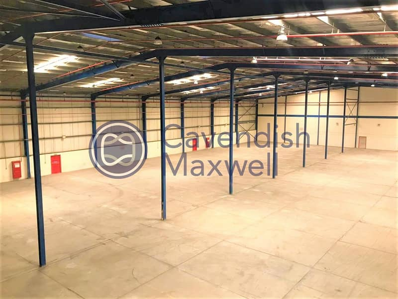 3 PL Facility I Sale &  Lease I Prominent Location