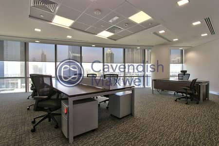 Office for Rent in DIFC, Dubai - Furnished | Serviced Offices