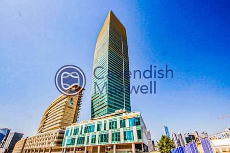 مکتب  للايجار في الخليج التجاري، دبي - Fitted Offices | Grade A | Ubora Tower
