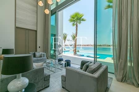 فیلا 6 غرفة نوم للبيع في نخلة جميرا، دبي - A Masterpiece in Contemporary Architecture