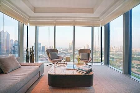 3 Bedroom Flat for Rent in Jumeirah Lake Towers (JLT), Dubai - Started Renting ! 2  BR ! The  Residences