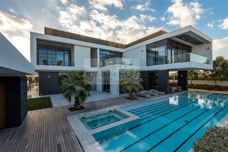 ارض سكنية  للبيع في مدينة محمد بن راشد، دبي - 7 BR LUXURY PLOT FOR YOUR OWN DESIGN MANSION. PLOT 25381 sqf