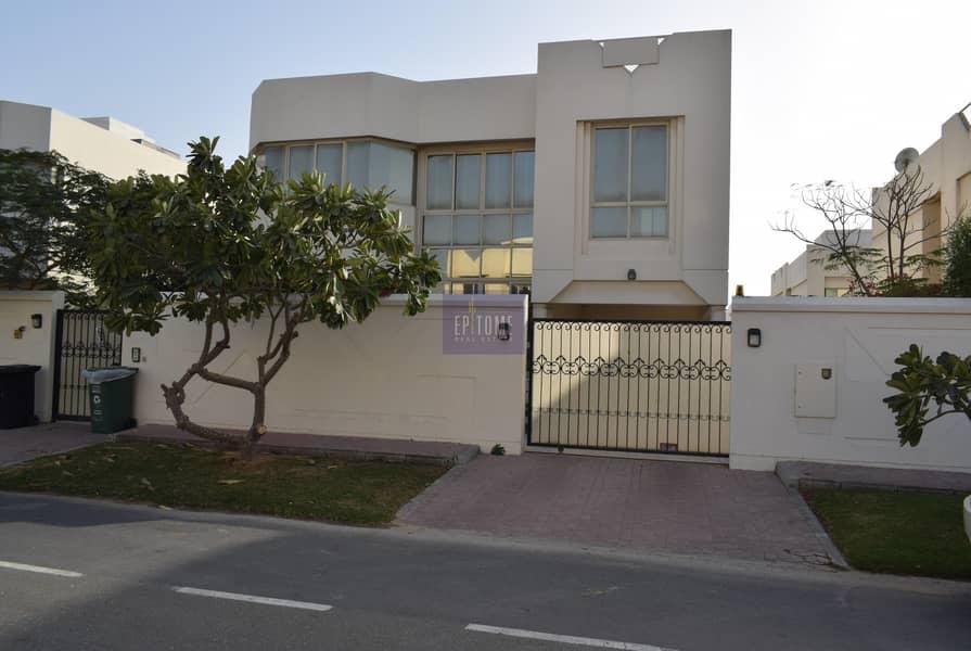 14 Independent 4 BHK + Study   Private Pool   Umm Suqeim 1