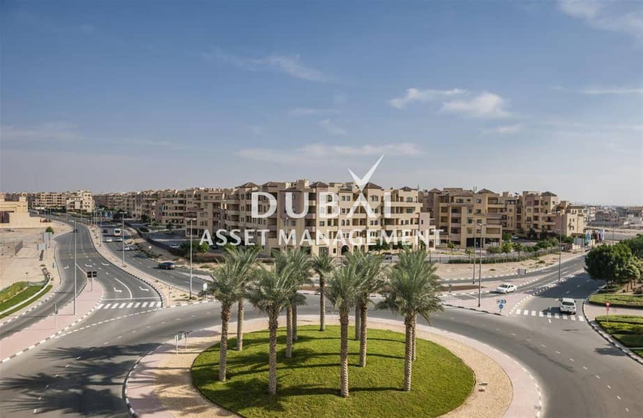 10 1BR apartment at Ghoroob | Pay 1 month and move in! Other attractive offers available!