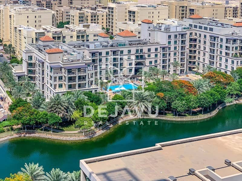 9 For Rent Golf Course View  2 Bedroom Apartment in The Links East