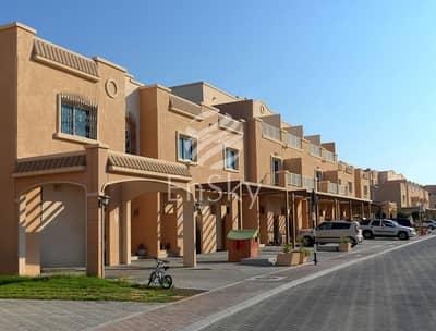 4 Bedroom Villa for Sale in Al Reef, Abu Dhabi - Corner Villa