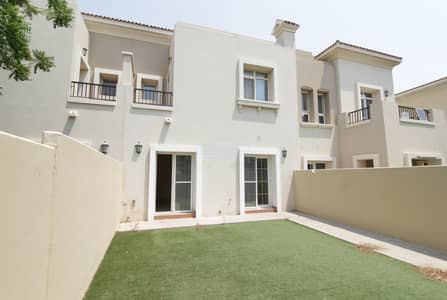 2 Bedroom Townhouse for Sale in Arabian Ranches, Dubai - Lowest Price - Single Row - 2 Bed - Study - Vacant
