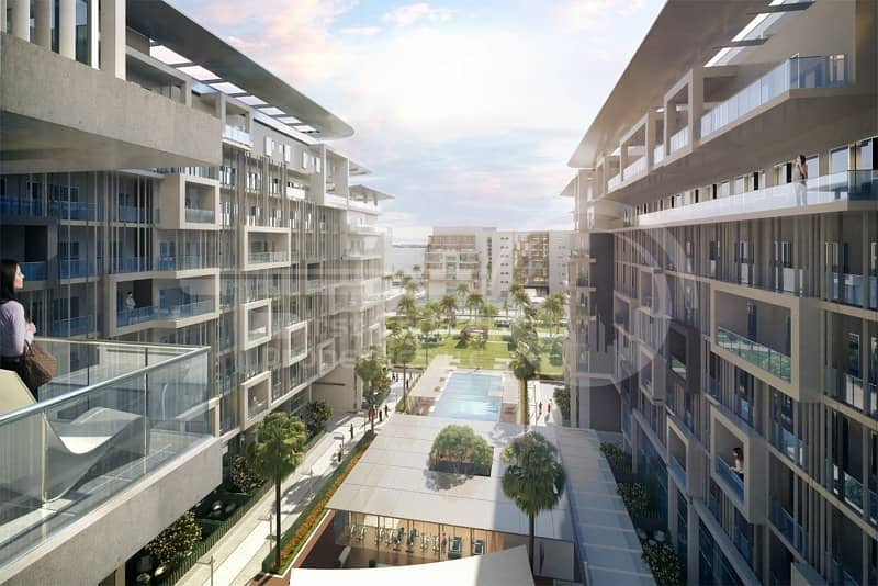 20 Invest an Apartment in Masdar!Call us now!
