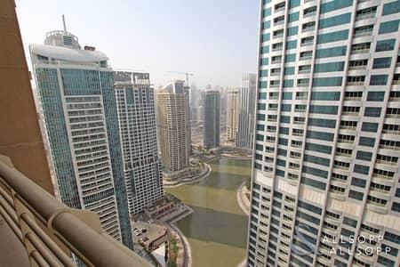 فلیٹ 3 غرف نوم للايجار في أبراج بحيرات الجميرا، دبي - 3 Beds Plus Maids | High Floor | Furnished