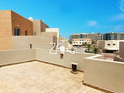 5 Bedroom Villa for Sale in Al Reef, Abu Dhabi - Single Row 5 BR Villa with Extended Garden