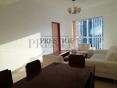 فلیٹ 1 غرفة نوم للايجار في أبراج بحيرات جميرا، دبي - One Bedroom Apartment Saba Tower 2 JLT