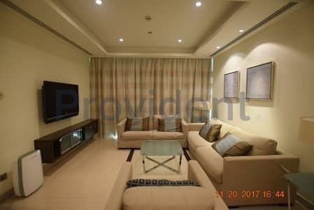 فلیٹ 2 غرفة نوم للايجار في أبراج بحيرات جميرا، دبي - 2BR Fully Furnished with Balcony| Vacant