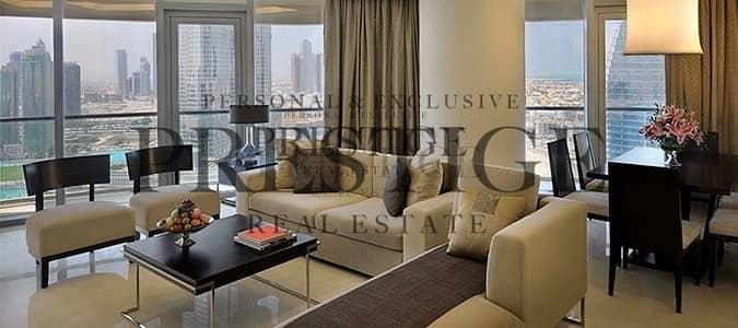 Fully Furnished|Burj Khalifa & Fountain View