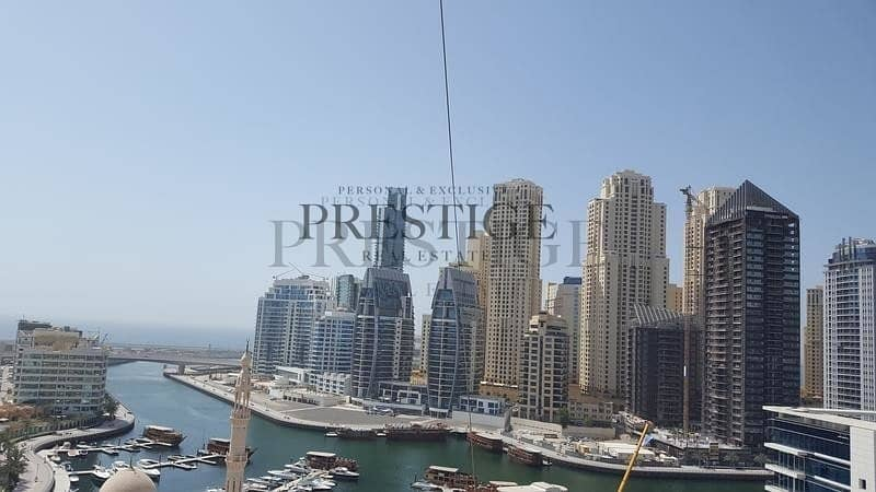 Unfurnished|Marina view|High Floor