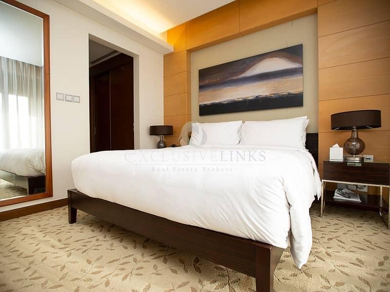 Beautiful Studio for rent in Dubai Mall Residence