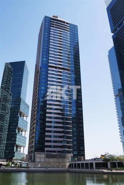 3 Bedroom Flat for Rent in Jumeirah Lake Towers (JLT), Dubai - Fully Furnished 3 Bed in V3 Tower at JLT 150k